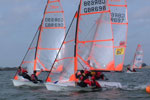 Click here for 29ER RYA Youth Nationals 2013 - 29er Silver Fleet results