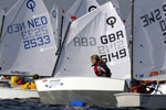 Click here for OPTIMIST RYA Scotland Youth and Junior Championships - Optimist results