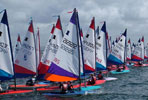 Click here for Topper Harken Topper Nationals Regatta Fleet results